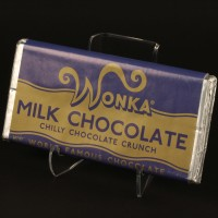 Vintage Wonka bar - Chilly Chocolate Crunch