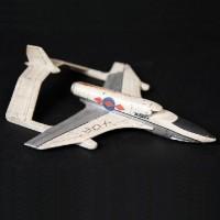 XQR jet filming miniature