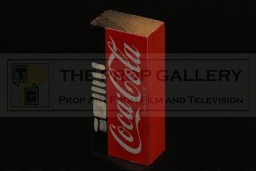 Coca Cola vending machine miniature