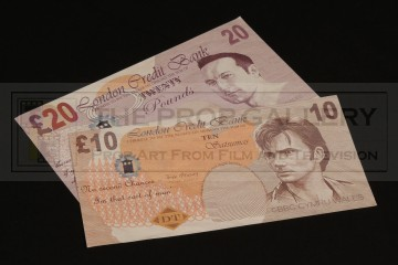 Banknotes - The Runaway Bride