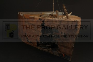 Titanic model miniature