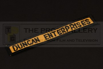 Duncan Enterprises costume patch