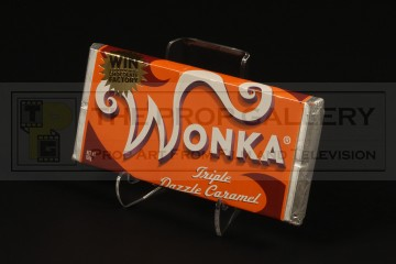 Hero chocolate Wonka bar
