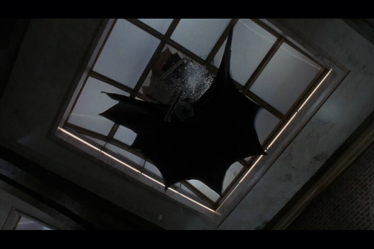 Michael Keaton in Tim Burton's Batman (1989)