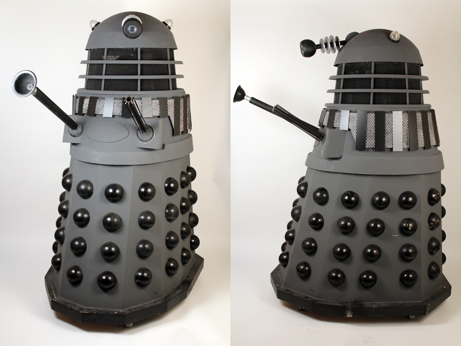 The prop gallery doctor who original dalek - Doctor who dalek pics ...