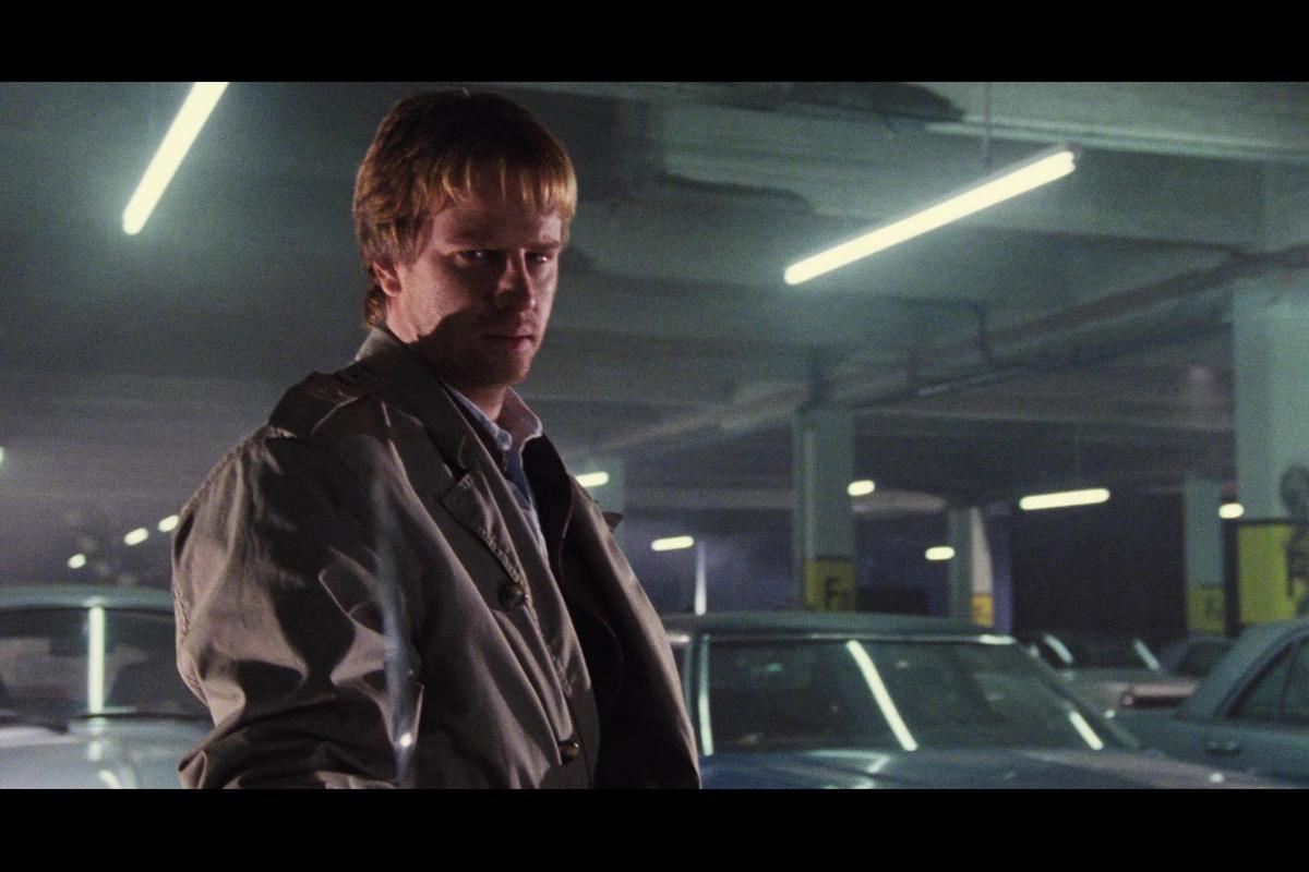 Christopher Lambert as Connor MacLeod in Highlander (1986)