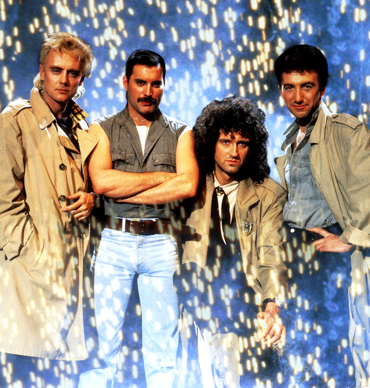 The British rock band Queen