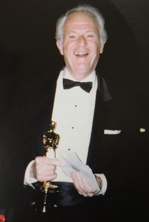 Academy Award winner Ralph McQuarrie