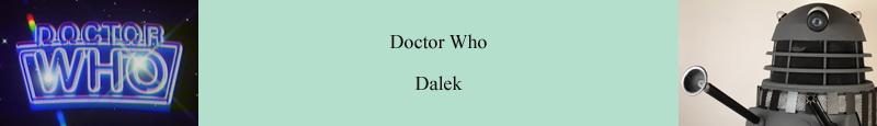 Original Dalek