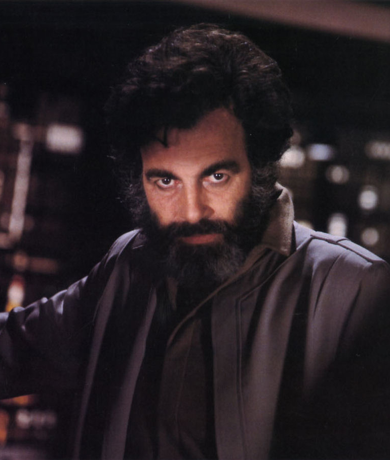 Maximilian Schell as Dr. Hans Reinhardt in The Black Hole