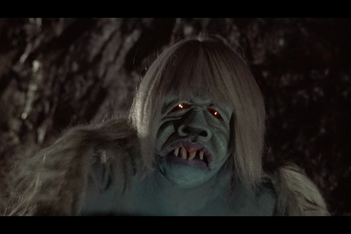 Original Morlock mask used on screen in George Pal's The Time Machine (1960)