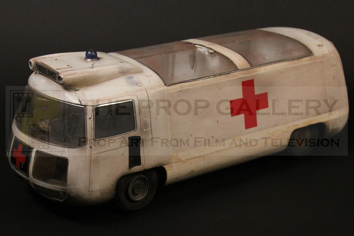 The Prop Gallery | Filmed in miniature - The models of Gerry