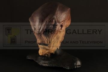 Alnschloss K'Bentayr (Katarzyna Kowalczyk) prosthetic mask
