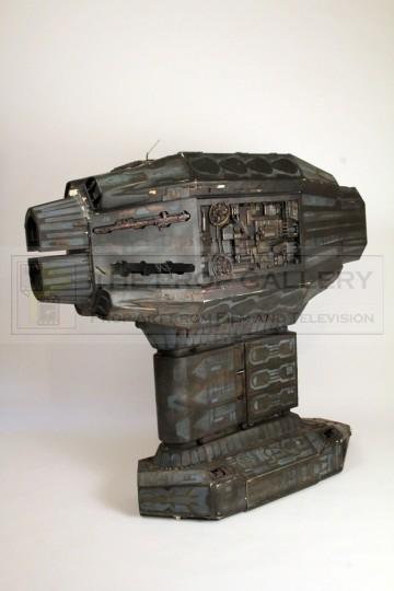 Event Horizon spaceship wing miniature