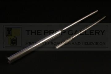 Plutonium rod