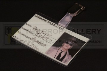 Jake Bullet/Kryten (Robert Llewellyn) ID - Back to Reality