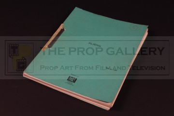 Production used first draft script
