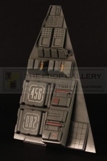 Dropship bay miniature wall panel
