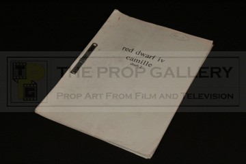 Production used script - Camille