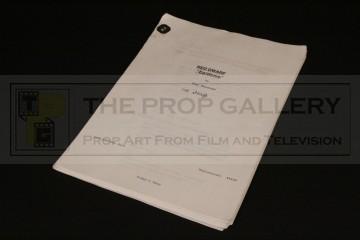 Production used script - Epideme