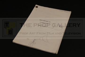 Peter Wragg personal script - Psirens