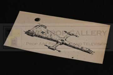 Ian Scoones hand drawn Liberator concept artwork