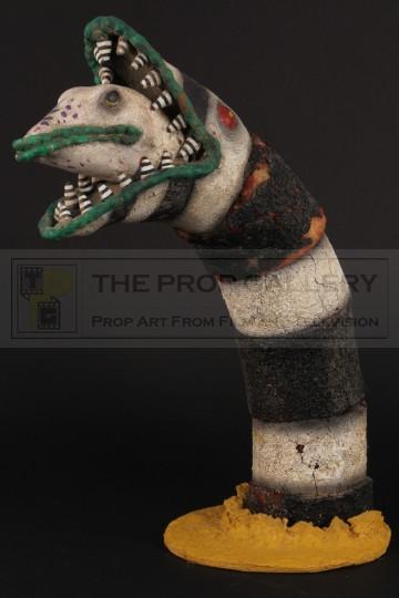 Sandworm puppet