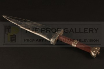Retractable special effects Roman dagger