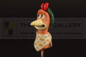 Ginger (Julia Sawalha) maquette