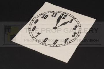 The Clock King (Walter Slezak) clock patch - The Clock King's Crazy Crimes