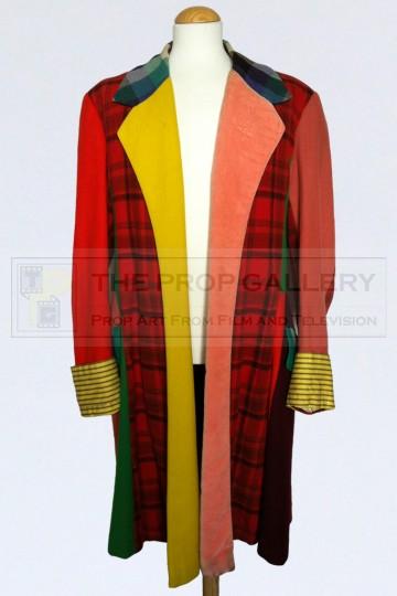 Sixth Doctor (Colin Baker) frock coat
