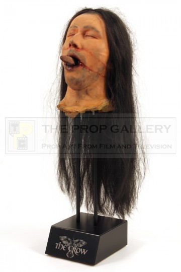 Top Dollar (Michael Wincott) special effects head