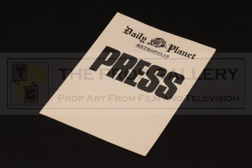 Daily Plant press pass