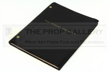 Mickey Rooney (Spiventa) personal script