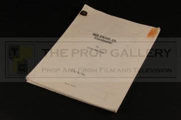 Production used script - Ouroboros