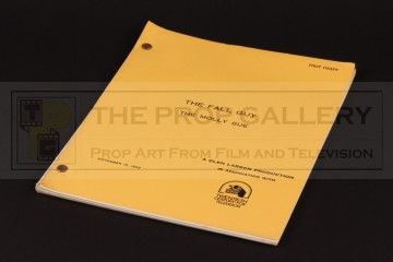 Production used script - The Molly Sue