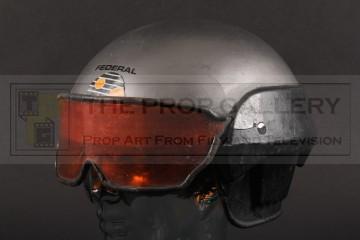 Mars Colony Security Force helmet