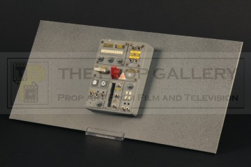 Wallaby 1 helicopter control panel