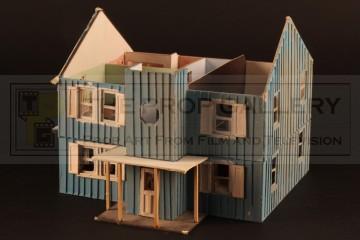Rental house concept model
