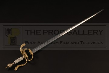 Iman Fasil (Peter Diamond) Toledo Salamanca sword