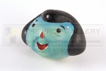 Mrs. Ladybug maquette head