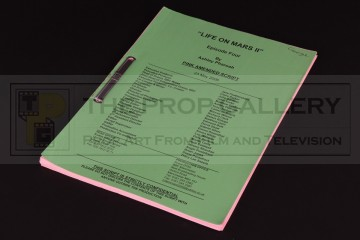 Production used script - S2 E4
