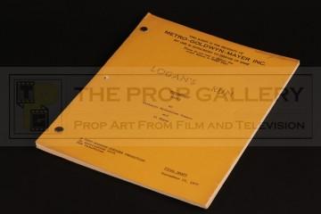 Production used script - Futurepast