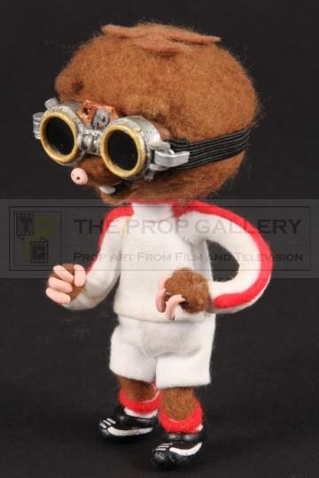 Mungo Morrison stop motion puppet