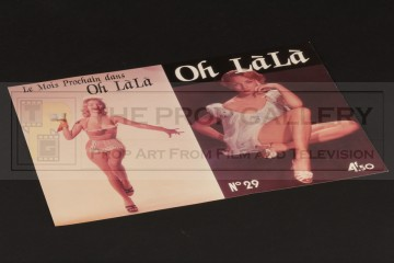 Oh LaLa magazine cover