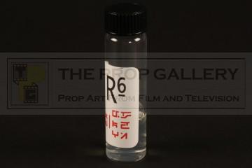 R6 vial