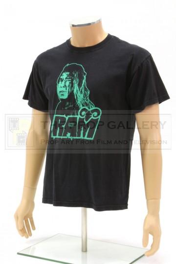 Randy 'The Ram' Robinson (Mickey Rourke) supporters shirt