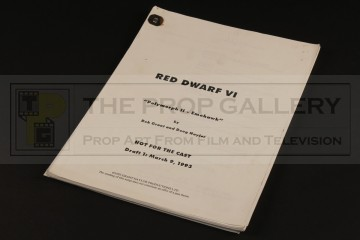 Production used script - Emohawk: Polymorph II