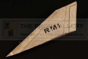Royal Muldova tail fin miniature - May-day, May-day!