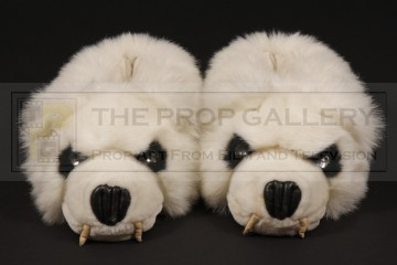 Mr. Freeze (Arnold Schwarzenegger) slippers